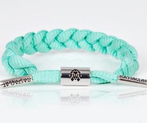 blue, bracelet, and green image
