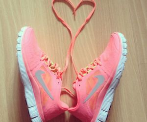 nike, trainers, and shoes image
