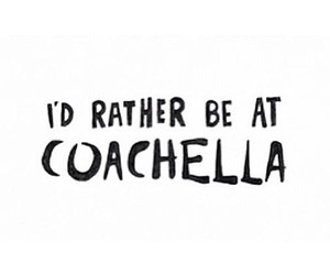 coachella and festival image