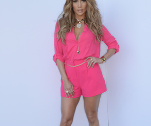 jlo, Jennifer Lopez, and pink image