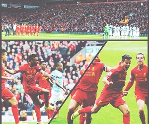 reds, liverpool fc, and philippe coutinho image