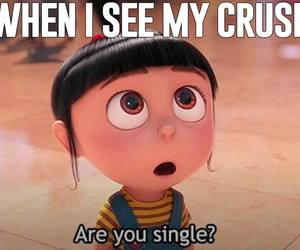 single, crush, and cute image