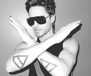 jared leto, 30 seconds to mars, and boy image