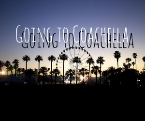 coachella, Dream, and festival image