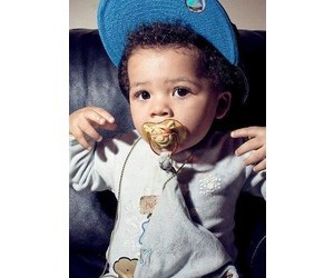 baby, swag, and cute image