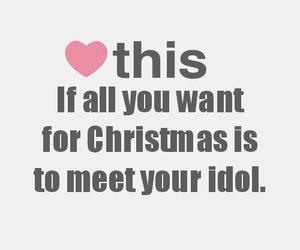 christmas, idol, and demi image