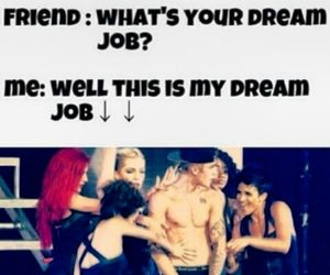 Dream, justin, and bieber image