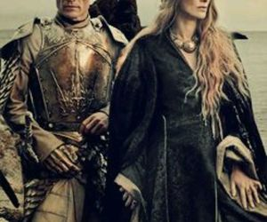 jaime lannister and cersei lannister image