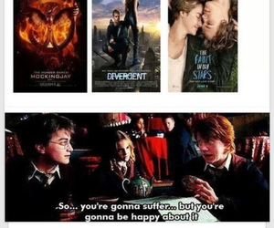 funny, harry potter, and fandoms image