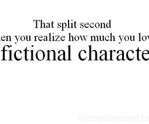 book, fiction, and character image