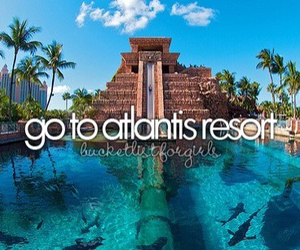 atlantis, before i die, and relax image