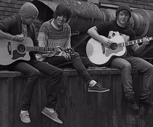 acoustic, bmth, and music image