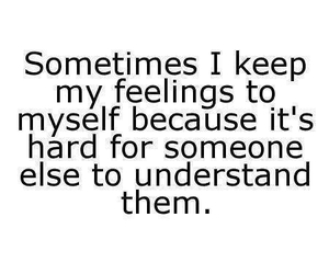 quotes, feelings, and understand image