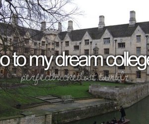 before i die, Dream, and study image
