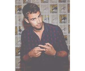 divergent and theo james image