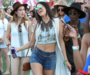coachella and kendall jenner image