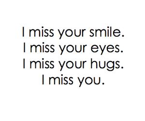 hug, smile, and you image