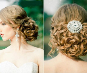 beautiful, blonde, and romantic style image