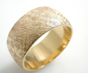 couple, ring, and golden image