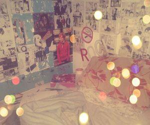 bedroom, indie, and punk image