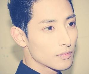 lee soo hyuk and bang minah image