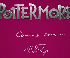 jk rowling and pottermore image