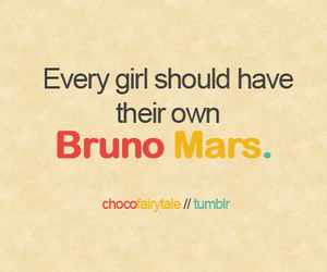 bruno mars, text, and quote image