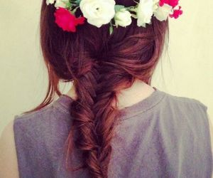hairstyle, cute, and pretty image