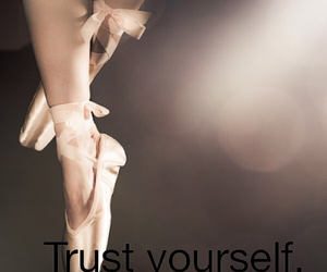 ballet, shoes, and yourself image