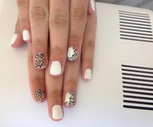 girl, hand, and nails image