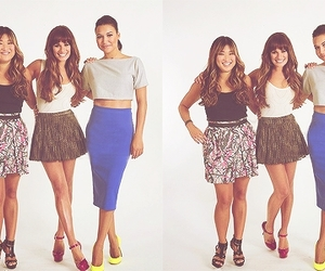 glee, lea michele, and lovely image