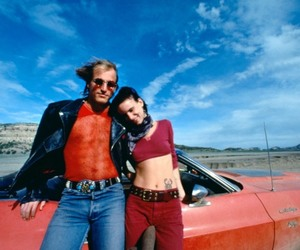 natural born killers, juliette lewis, and woody harrelson image