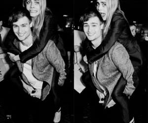 douglas booth, cara delevingne, and model image