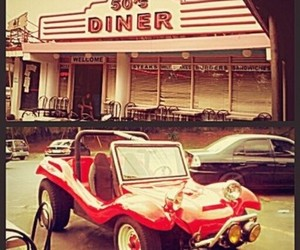 breakfast, foods, and 50s diner image
