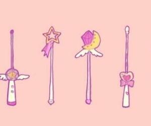 魔法少女, cute, and ゆめかわいい image