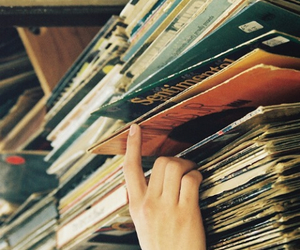life, music, and records image