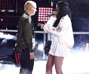 eminem and rihanna image