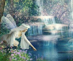 dreams, fairy, and fantasy image