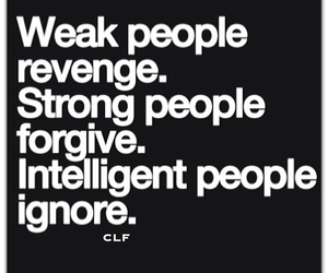 quote, strong, and forgive image