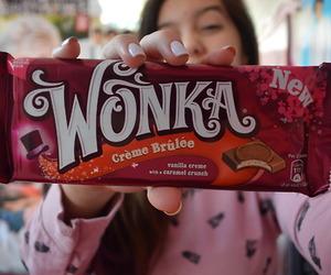 chocolate, wonka, and tumblr image