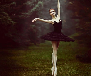 ballet and forest image
