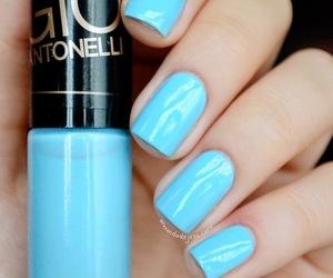 blue, girl, and kawaii image