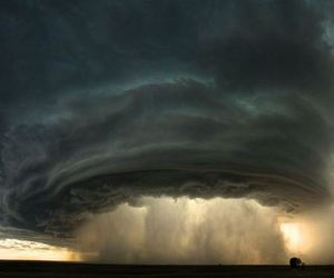 storm, nature, and clouds image