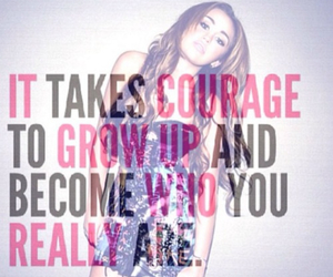miley cyrus, photography, and text image