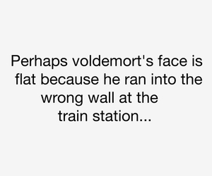 face, voldemort, and flat image