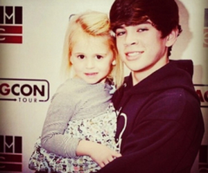 sister, hayes, and grier image