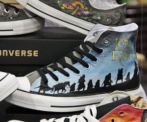 lord of the rings, LOTR, and shoes image