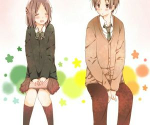 anime, isshuukan friends, and one week friends image
