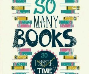 books, happy, and time image