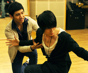 changmin, dbsk, and jaejoong image